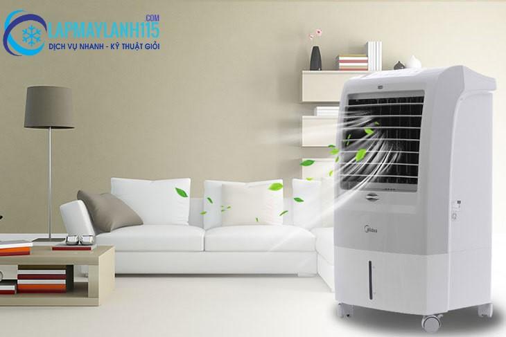 Máy lạnh sẽ mang đến hiệu quả làm mát tốt hơn
