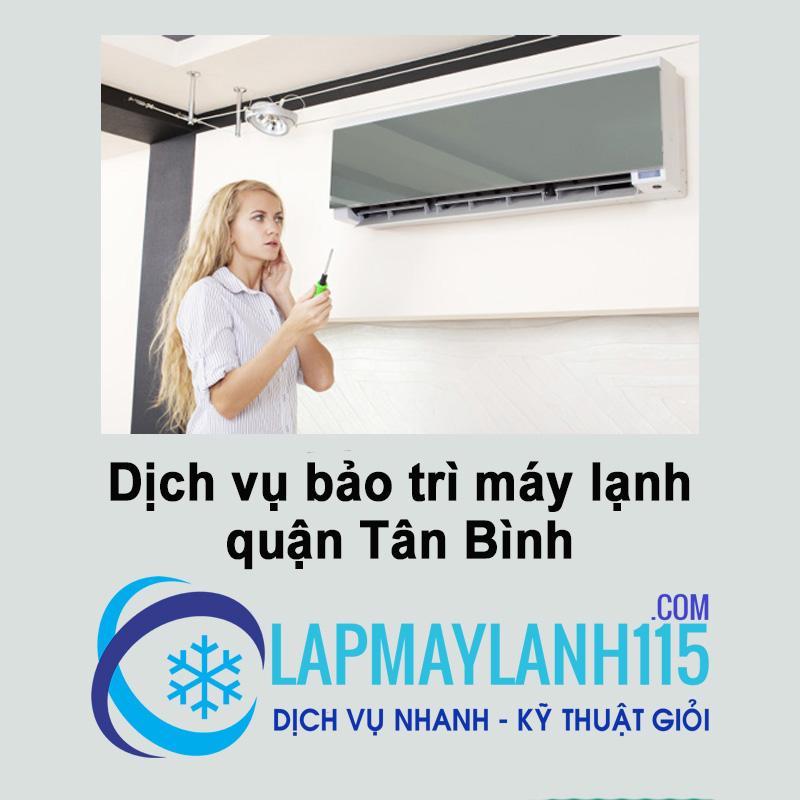 Làm sao để bảo trì máy lạnh quận Tân Bình