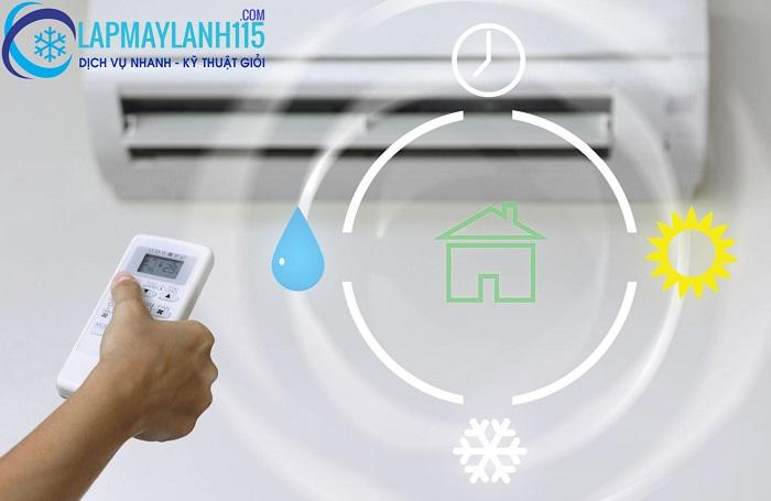 Bảo trì máy lạnh gồm các bước nào