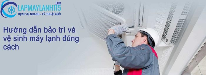 Cách vệ sinh máy lạnh sản phẩm thiết yếu của các gia đình hiện đại.