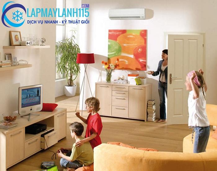 Điều chỉnh độ lạnh hợp lý giúp tăng tuổi thọ máy lạnh và bảo vệ sức khỏe