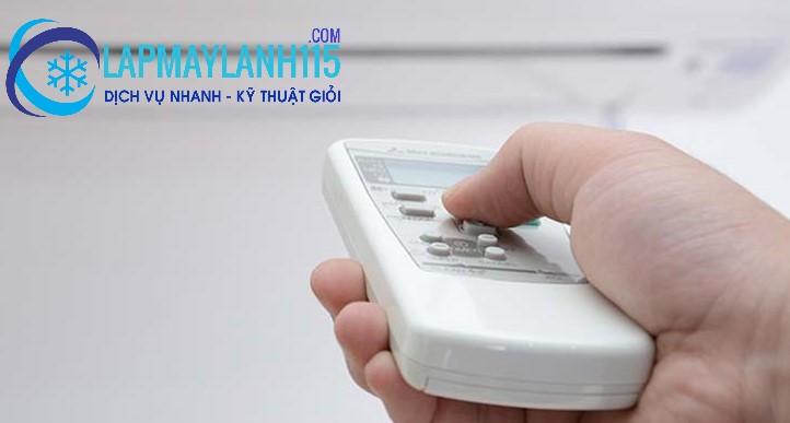 Cách kiểm tra lỗi máy lạnh Daikin bằng điều khiển
