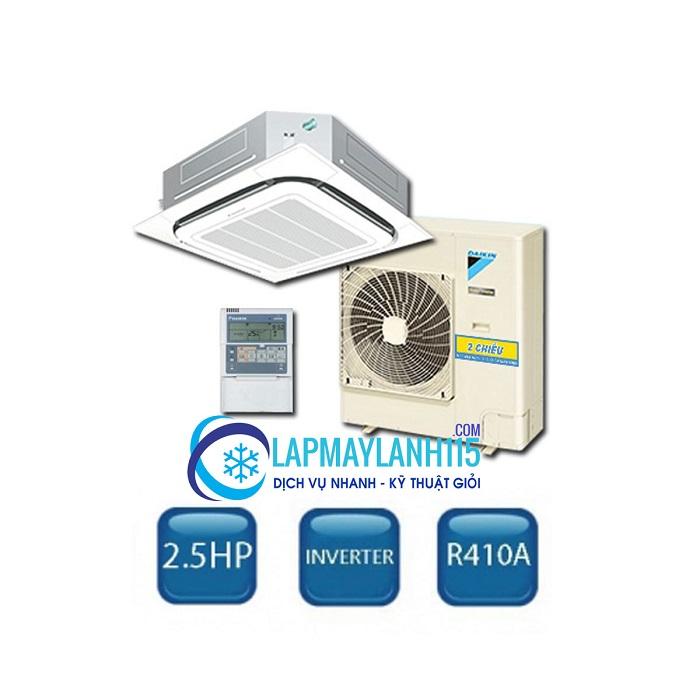 Máy lạnh âm trần Daikin Inverter FCQ60KAVEA 2.5HP