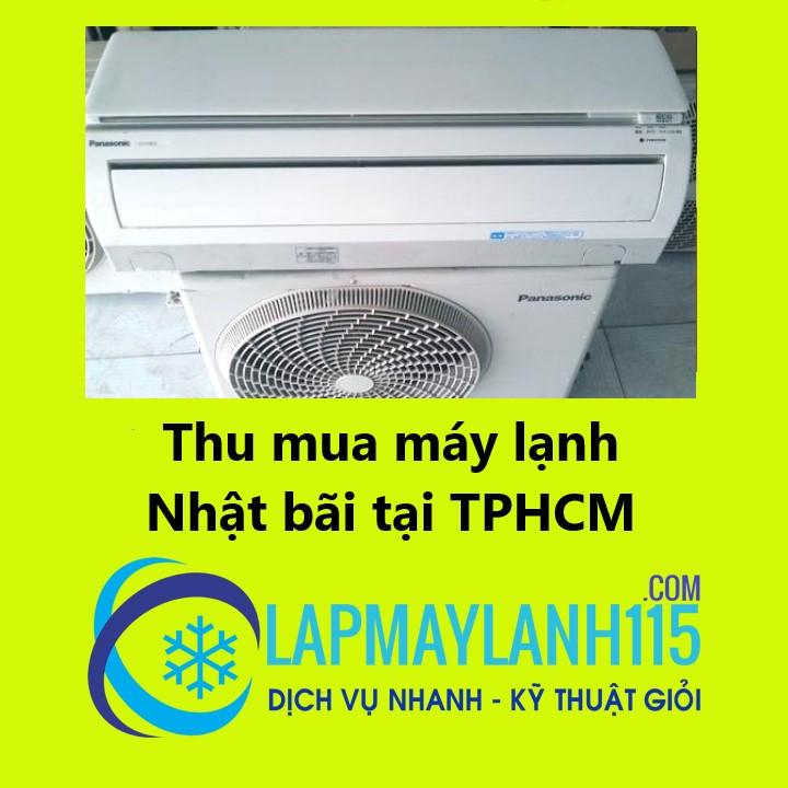 Thu Mua Máy Lạnh Nhật Bãi Tại TPHCM