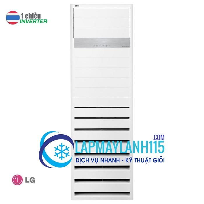 Máy lạnh Tủ đứng LG Inverter 5HP APNQ48GT3E4