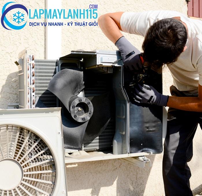 Bạn nên sửa máy lạnh gấp trước khi máy có vấn đề