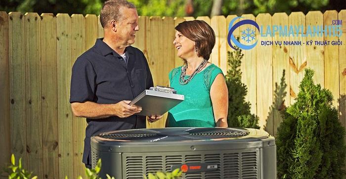 Chế độ bảo hành bảo dưỡng máy lạnh chất lượng