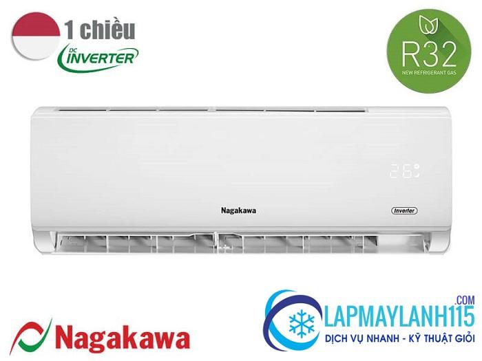 Máy lạnh Nagakawa 1 chiều NS-C09TL