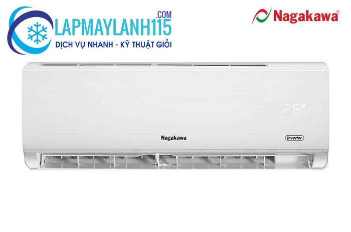 Máy lạnh Nagakawa 2 chiều inverter NIS-A09R2T01