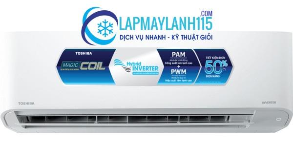 Dòng máy lạnh Ionizer Inverter cao cấp