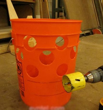 Cách làm máy lạnh tự chế bằng thùng nhựa